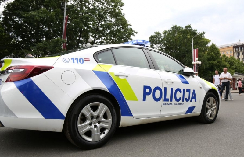 Latvian Police