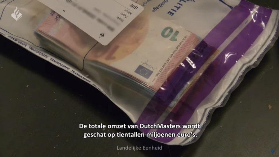 DutchMasters Cash