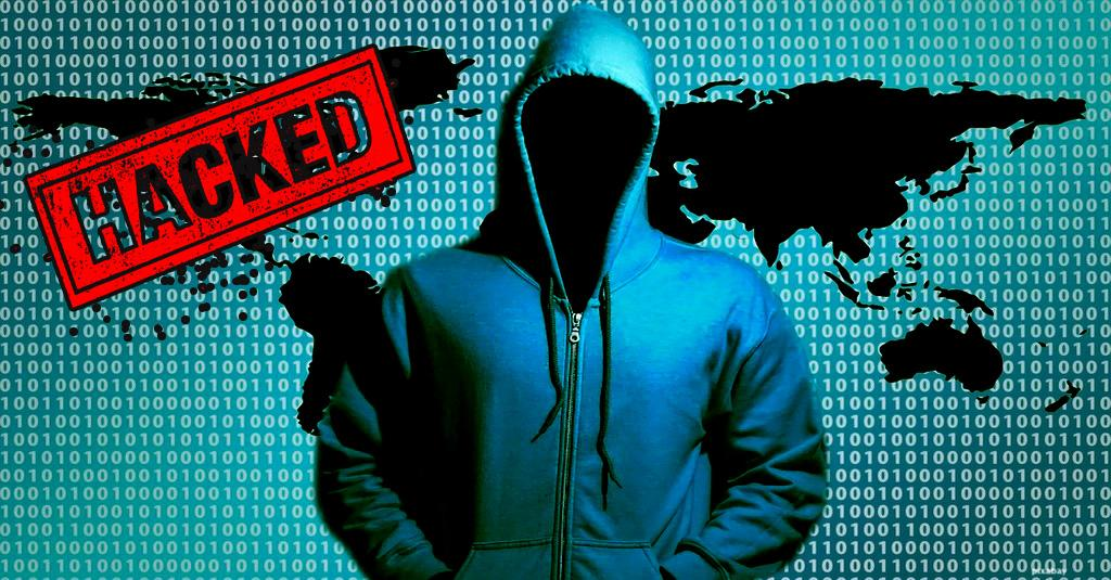 hackers steal data