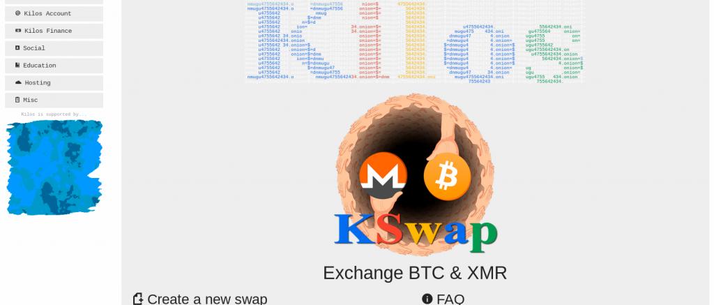 Alternatives to XMR.to CoinSwap