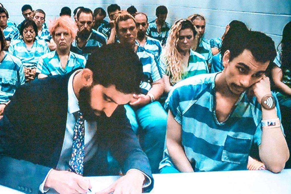 Madding sentenced heroin
